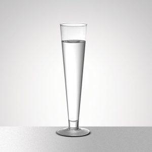 Vaso de Vidro Taça Cone P, M e G<br>A partir de: