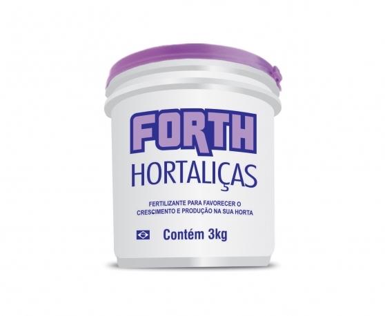 Forth hortaliças 3kgs