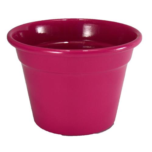 Cachepô de Alumínio Pink<BR> Selecione o tamanho: