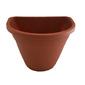 Vaso de Parede G<BR>23 cm- Selecione a cor:
