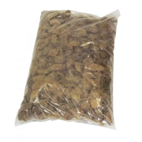 Seixo de Rio- Marrom<br> 4,8 kg