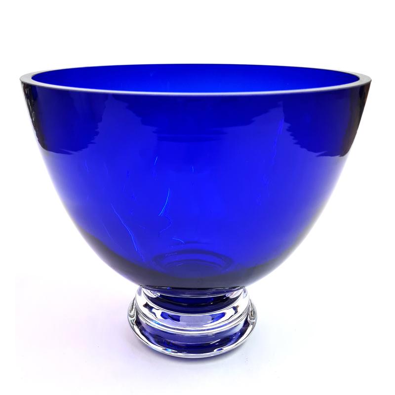 Vaso Taça Cobalt - Importado da Polônia