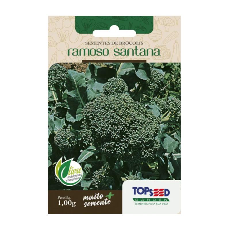 Sementes de Brócolis 1,00g