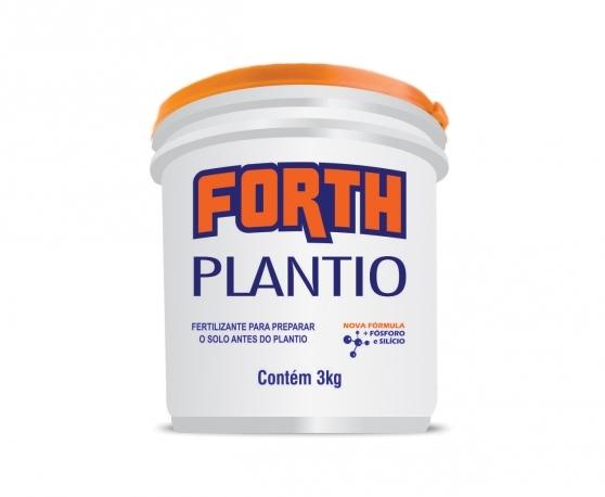 Forth Plantio 3 kgs