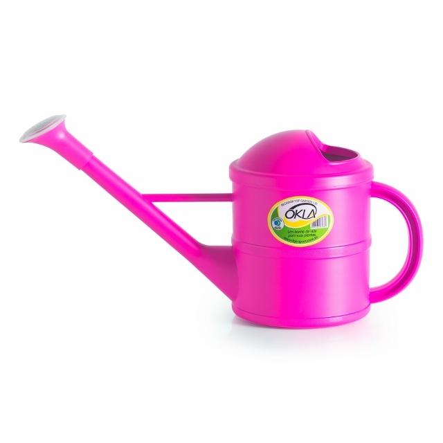 Regador Rosa<br>1,5 litros