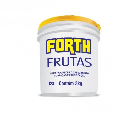 Forth frutas 3kgs