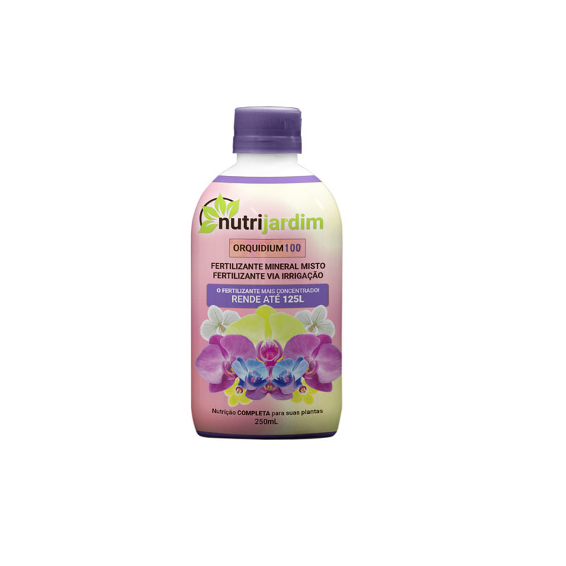 NutriJardim Orquidium 100 250ml