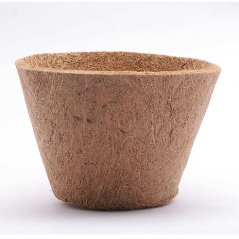 Vaso de Fibra de Coco P, M e G <br> A partir de:
