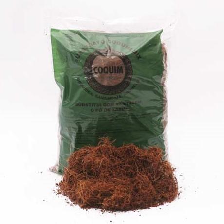 Substrato de Fibra  e Pó de Coco Mix-1 kg