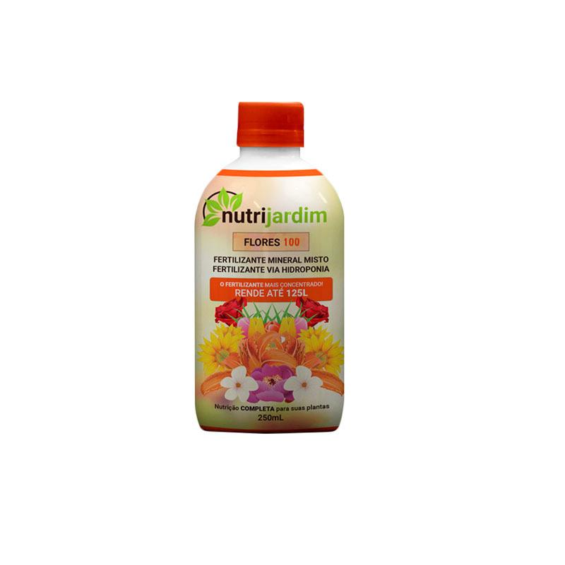 NutriJardim  Flores 100 250ml