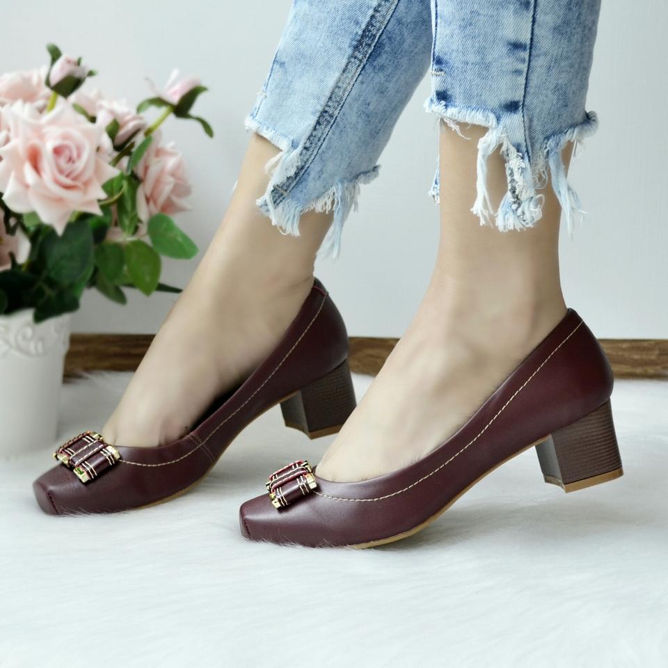 Sapato Marsala (SEM TROCA)