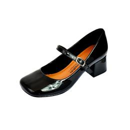 Sapato Pri Gonçalves Luxo Retrô Preto