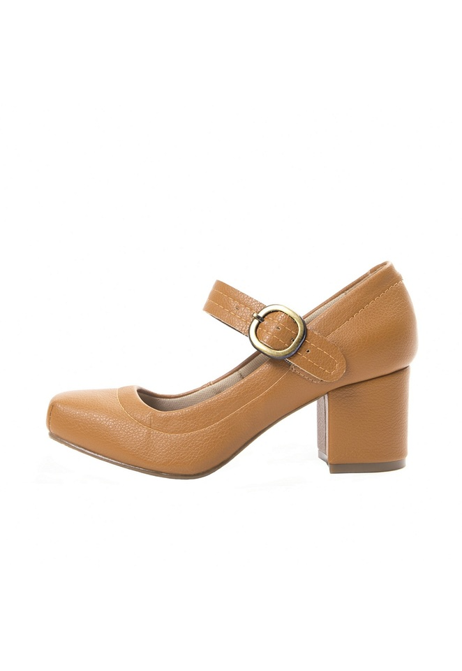 Sapato Boneca Caramelo
