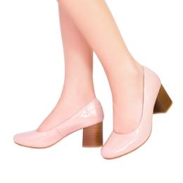Sapato Verniz Nude (SEMTROCA)