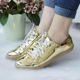 Tenis Dourado