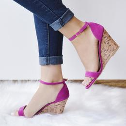 Anabela Basica Pink