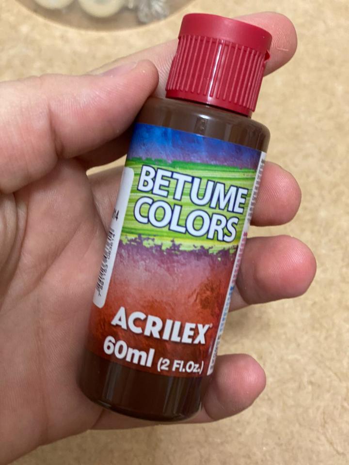 Betume Colors