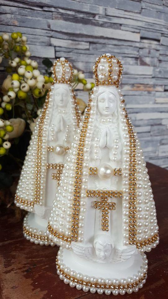 Curso completo, Pintura e decoração de Nossa Senhora