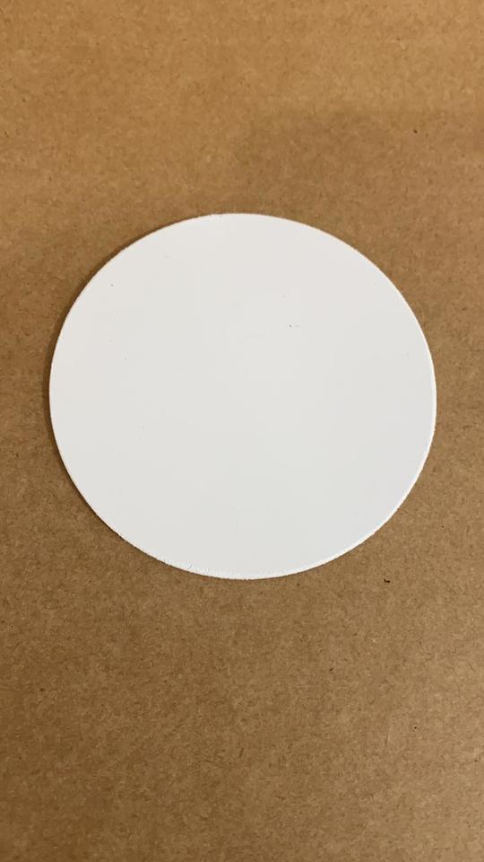 Base PVC 7cm diâmetro
