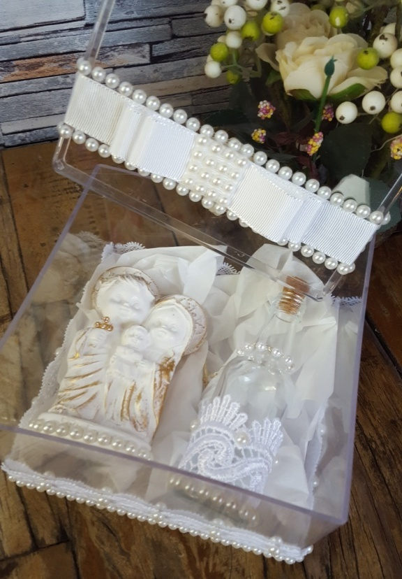 Kit Acrílico Sagrada Família