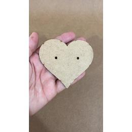 Base Coração para porta Aliança