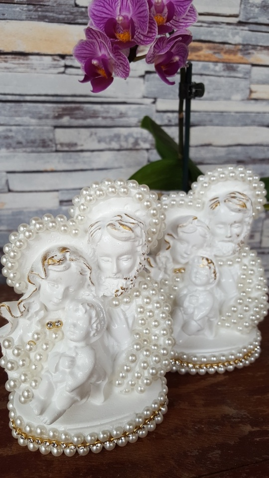 Sagrada Família Busto 10cm