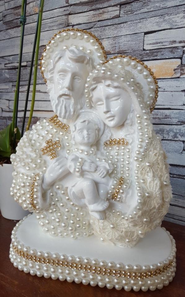 Sagrada Familia Busto 20cm