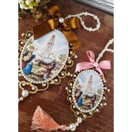 Medalhão  Nossa Senhora de Fatima