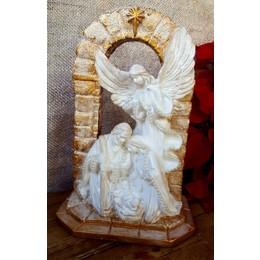 Presépio Arco com Anjo Provençal