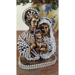 Sagrada Família Busto Barroca 20cm