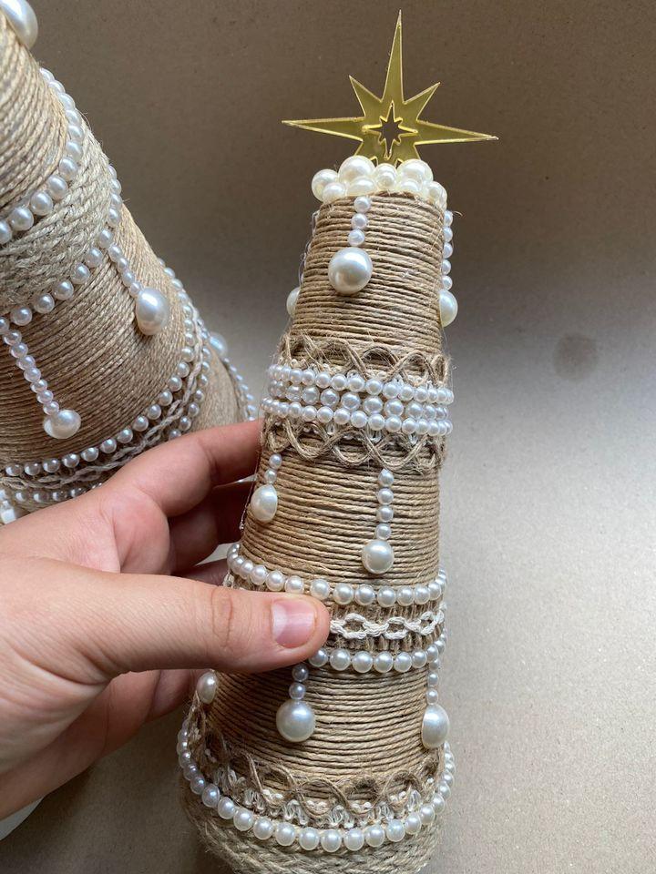 Kit Arvore Natal rustica- Kit faça você mesmo