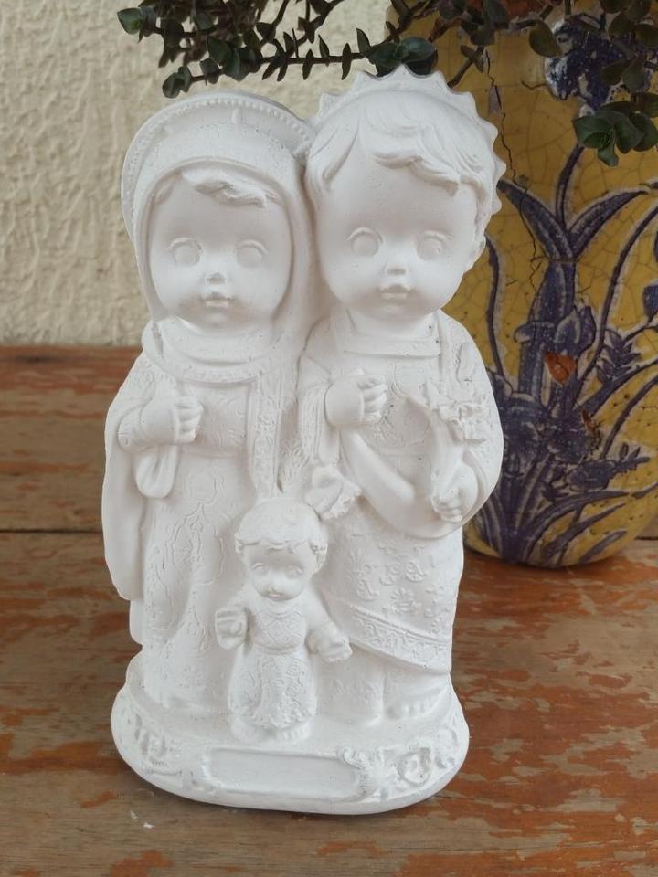 Sagrada Família Baby Crua