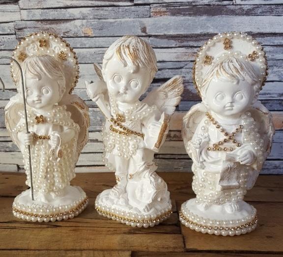 Trio de Arcanjos Baby