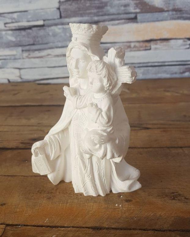 Aplique Nossa Senhora do Carmo