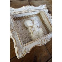 Moldura com Sagrada Família Baby