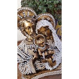 Sagrada Família Barroca 30cm