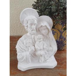 Sagrada Familia Busto 30cm crua