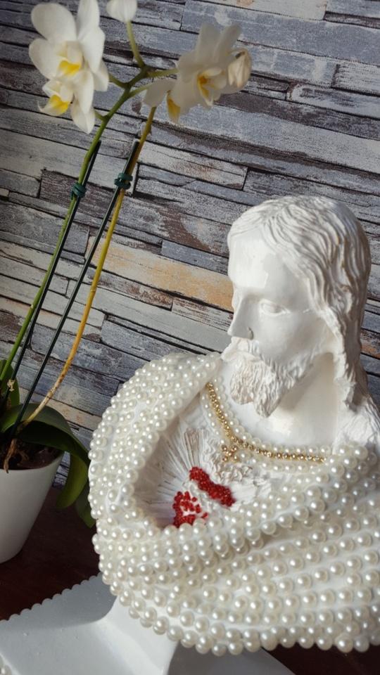 Sagrado Coração de Jesus Busto
