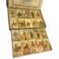 Coleção Comemorativa com 20 Caixas de Fósforos Ilustradas com UNIFORMES MILITARES ARGENTINOS Feitas Por Eleodoro Marenco, Buenos Aires, Dezembro 1962