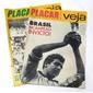 Revistas A PLACAR / VEJA Edições Especiais das Copas de 1962 e 1970  Publicação de 2014
