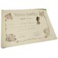 Medalha de Prata da UNIÃO ZOÓFILA Conferido a PROCÓPIO FERREIRA  Lisboa,  21 de Dezembro de 1957