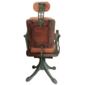 Cadeira de Barbeiro ARCHER MFG Co Rochester, Patente 1891