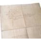Carta Patente Assinada Pelo TEN CEL JOÃO JOSE DE CAMPOS CURADO Emitida pelo Departamento Central Do Ministro Da Guerra em 06 de Setembro de 1916