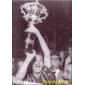 Placa Concedida a BETÃO (Alberto Pereira Pires)  Capitão do E.C. BAHIA no Título Brasileiro de 1959, na Época Taça Brasil em Sua Primeira Edição