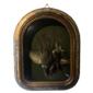 Taxidermia de GALINHOLAS (Scolopax Rusticola) Fabricada Pela Empresa LEDOT de Paris, Século XIX