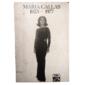 MARIA CALLAS Quadro Promocional Alemão Para Pontos de Venda do Disco, The Unknown Recordings (1957-1969), ORIGINAL da EMI Ano 1987