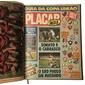 Revistas PLACAR Encadernadas, 8 Edições de Setembro de 1988 a Outubro de 1988