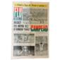 Jornal O GLOBO Edição Esportiva FLU, A FINAL A TAÇA DE PRATA É CARIOCA, Primeiro Título do Campeonato Brasileiro, Edição de 21 de Dezembro de 1970