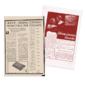 ÁLBUM CONCURSO CINEARTE Distribudo Pela CINEARTE e Figurinhas Publicadas nas Páginas da Revista,  COMPLETO, Original de 1935