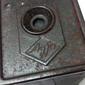 Camera AGFA Box 44  Fabricação Alemã Entre os Anos 1933 - 1938